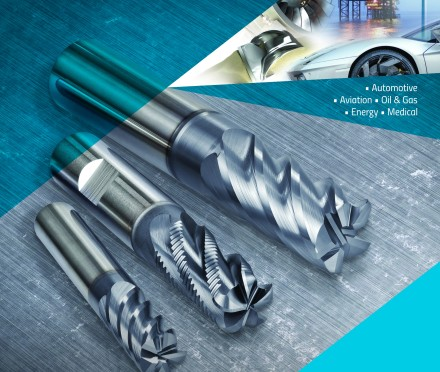 New end mill ranges for milling titanium